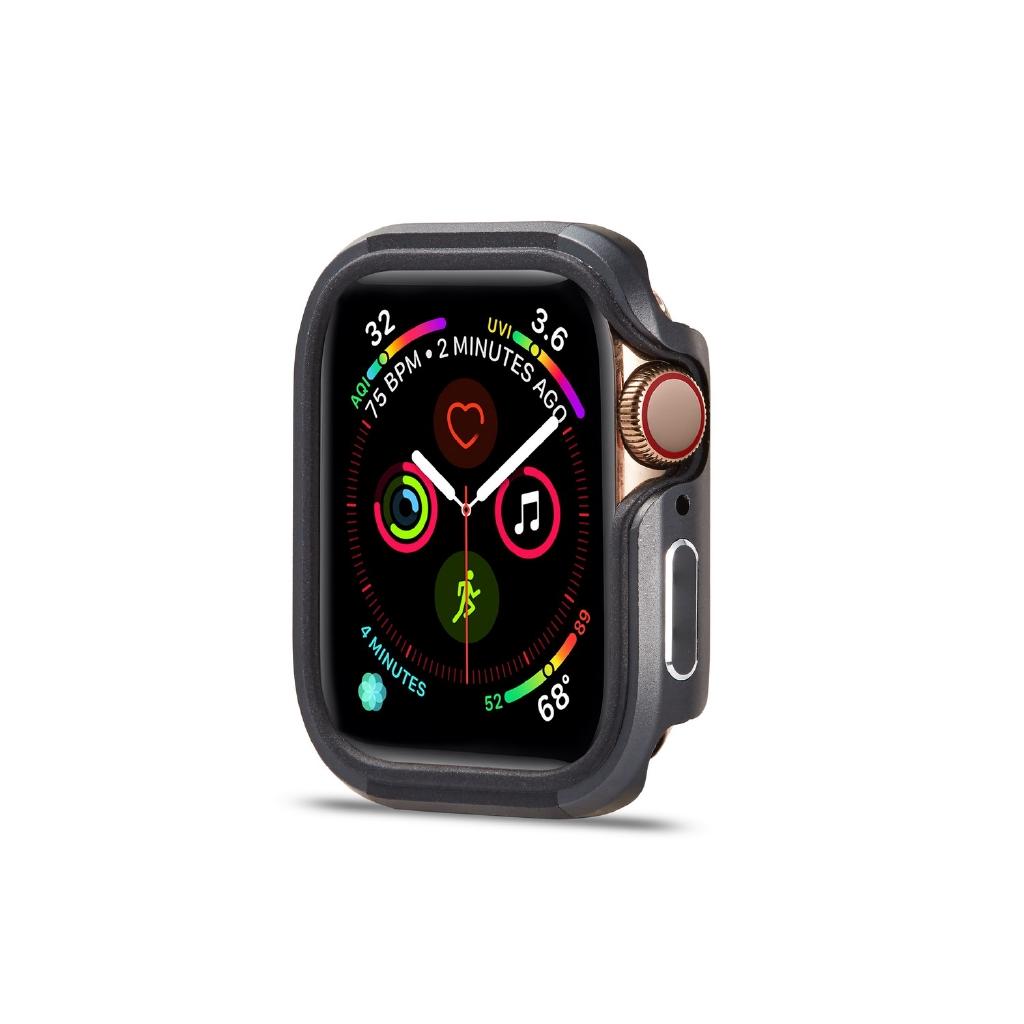 【Apple Watch Case】 2 In 1 เคสนิ่ม Tpu สําหรับ Apple Watch SE Series 6/5/4/3/2 38MM 42MM 40 มม 44 มม Iwatch K5aX
