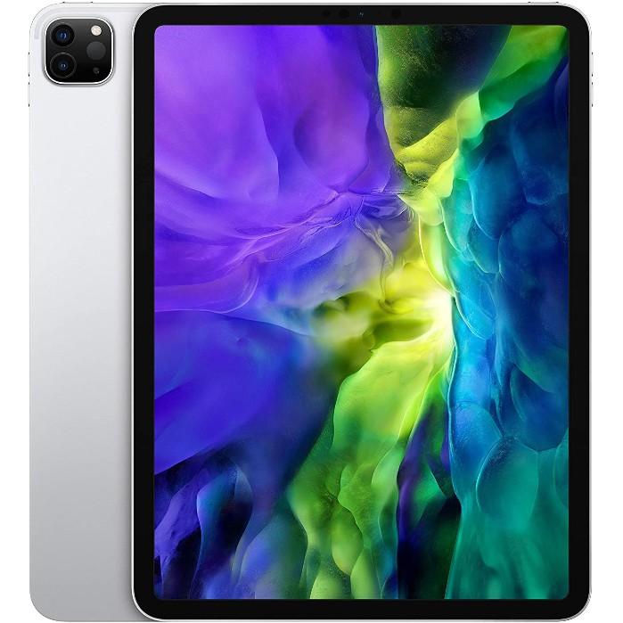 New Apple iPad Pro (11-inch, Wi-Fi, 128GB) - Silver (2nd Generation)