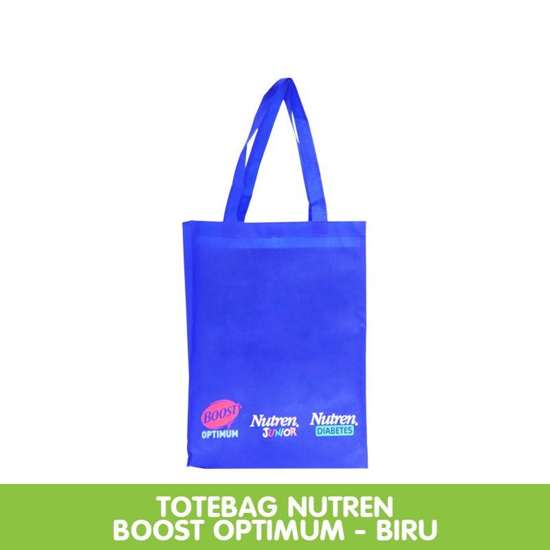 (ฟรีของขวัญ) Nutren Boost กระเป๋าสะพายไหล่กระเป๋าถือ Optimum Toteb