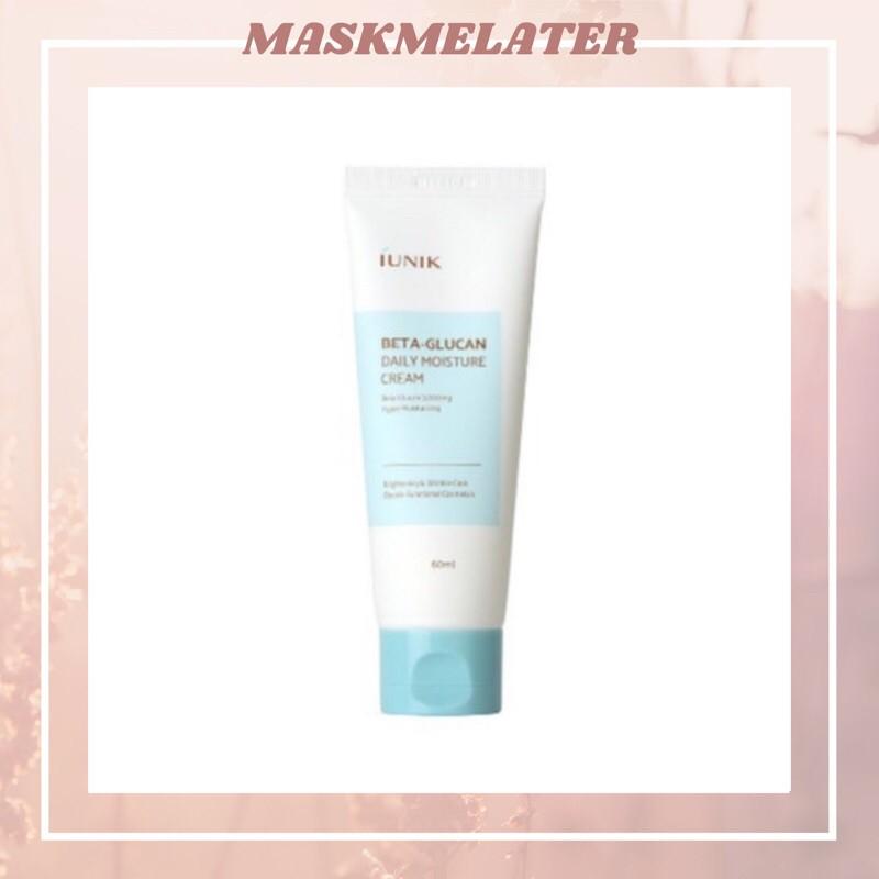 [NEW] IUNIK Beta Glucan Daily Moisture Cream 60ml อ่านก่อนสั่งซื้อ