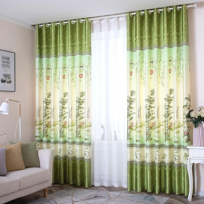 ▦ม่าน ผ้าม่าน ผ้าม่านบาง ผ้าม่านกันแดด ผ้าม่านสำเร็จรูป โปร่งแสงผ้าโปร่ง(1 ผืน) สำเร็จรูปพรุนผ้าม่านผ้าห้องนอน
