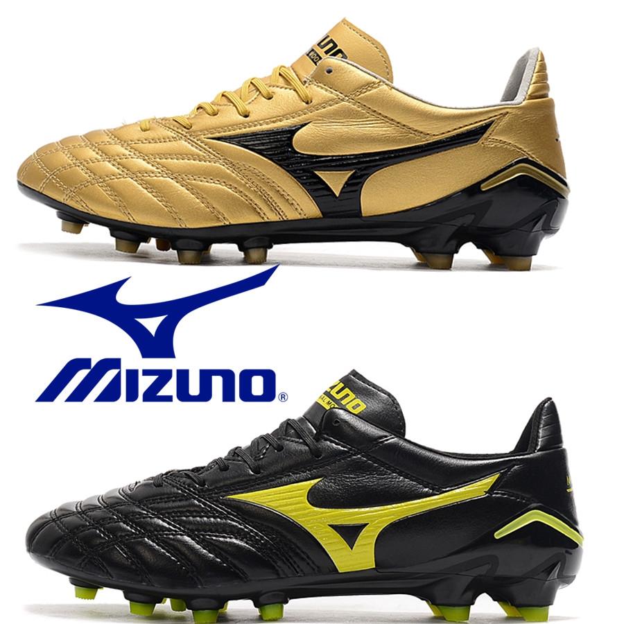 【ตามเรามา฿ 10】Mizuno Morelia Neo II FG รองเท้าสตั๊ด สำหรับเล่นฟุตบอลอาชีพ AG/FG