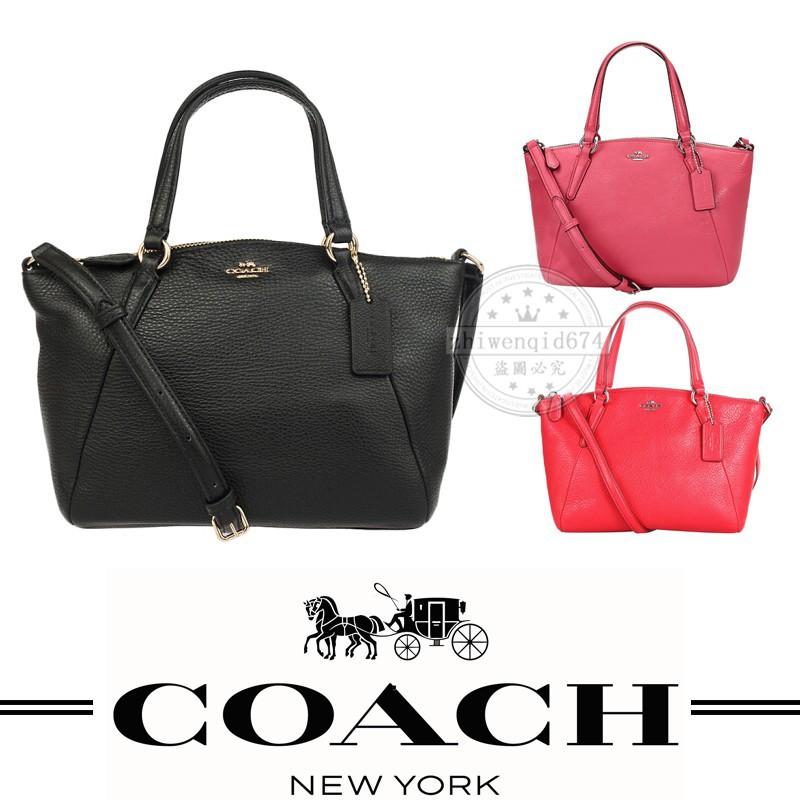[LB]COACH 57563 mini dumpling bag dual purpose bag กระเป๋าสะพายข้าง