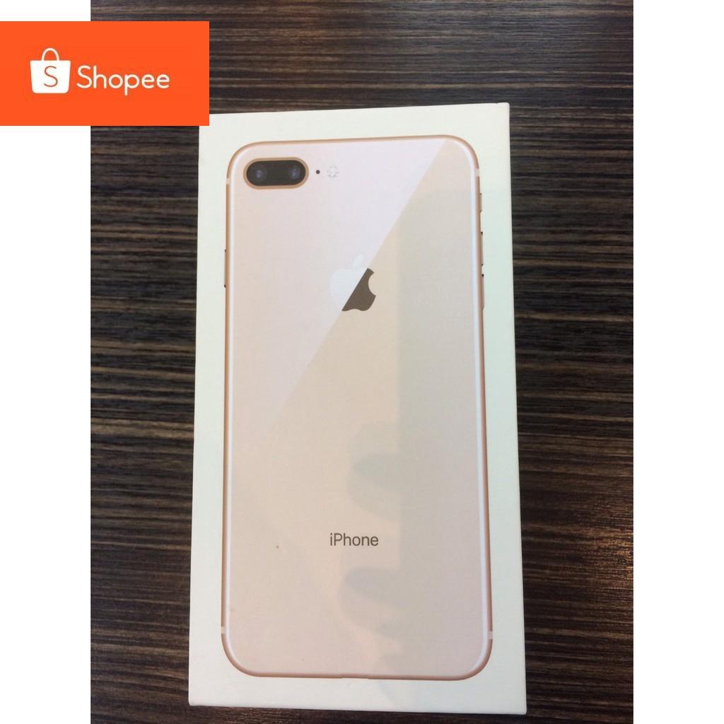 Apple iphone 8plus 64GB เครื่องใหม่แกะกล่อง รับประกันร้าน 6 เดือน