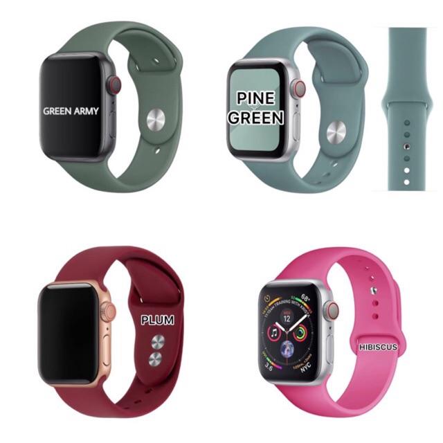 สายนาฬิกาสําหรับ Applewatch Series 5 4 3 2 1 Size S / M / L