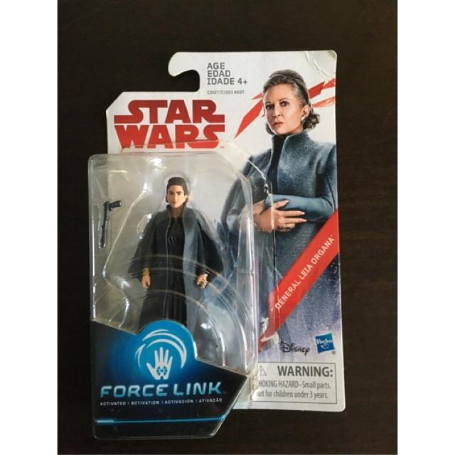 Star Wars Action Figure 1:18, General Leia Organa