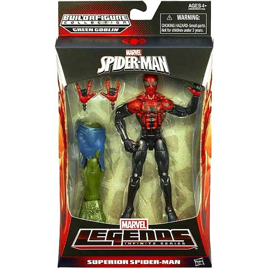 The Amazing Spider-Man 2 Marvel Legends GREEN GOBLIN Action Figure Collection