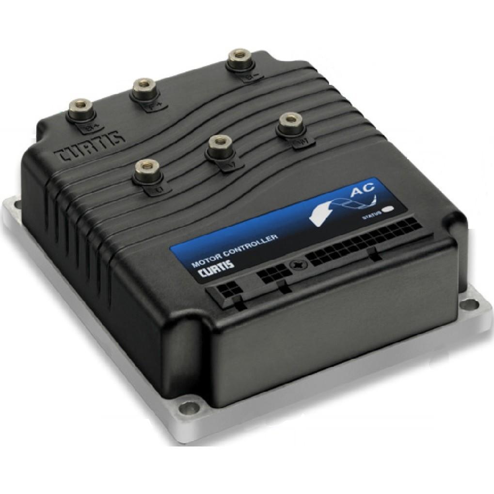 Curtis 1230 24V/60-200A AC INDUCTION MOTOR CONTROLLER กล่องคอนโทรลเลอร์ เคอร์ติส สำหรับฟอร์คลิฟท์ไฟฟ้า ระบบขับไฟฟ้า