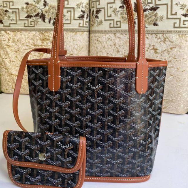 กระเป๋า  Goyard พร้อมส่งค่ะ Size 20cm