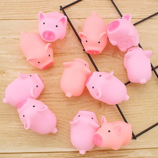Stress Relief Toys, Decompression toys, vent toys, piggy squeeze music, cute pigs, squeeze toys