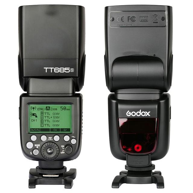 X1T-N per Nikon Fotocamera GODOX TT600 HSS 1//8000s Wireless Trigger TTL Flash