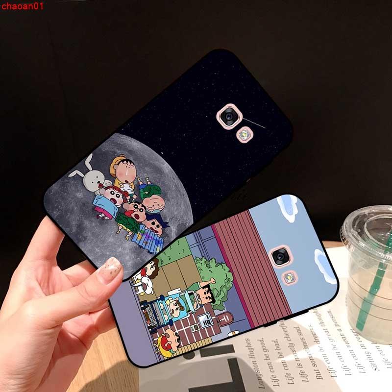 Samsung A3 A5 A6 A7 A8 A9 Pro Star Plus 2015 2016 2017 2018 HWPTO Pattern-1 Silicon Case Cover