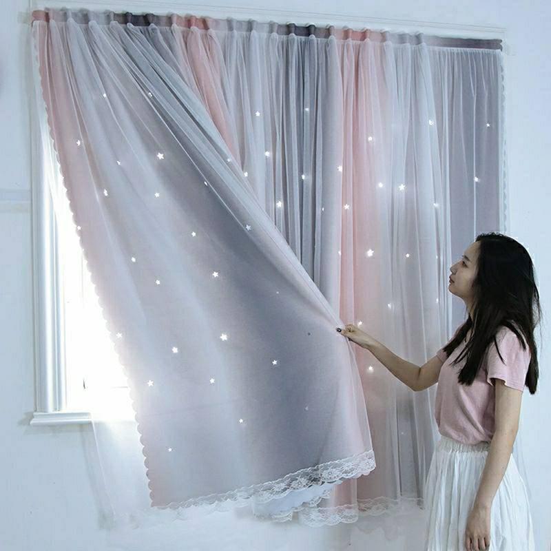ผ้าม่านหน้าต่าง ผ้าม่านประตู ผ้าม่าน UV สำเร็จรูป กั้นแอร์ได้ดี และทึบแสง กันแดดดี ติดแบบตีนตุ๊กแก