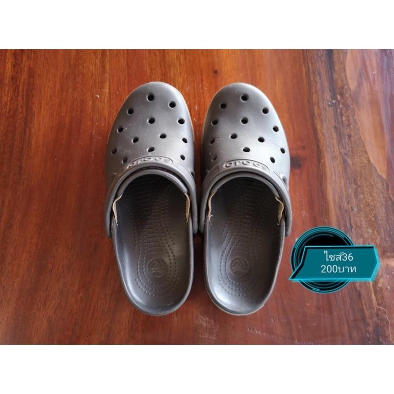 Crocs (รองเท้ามือสอง)
