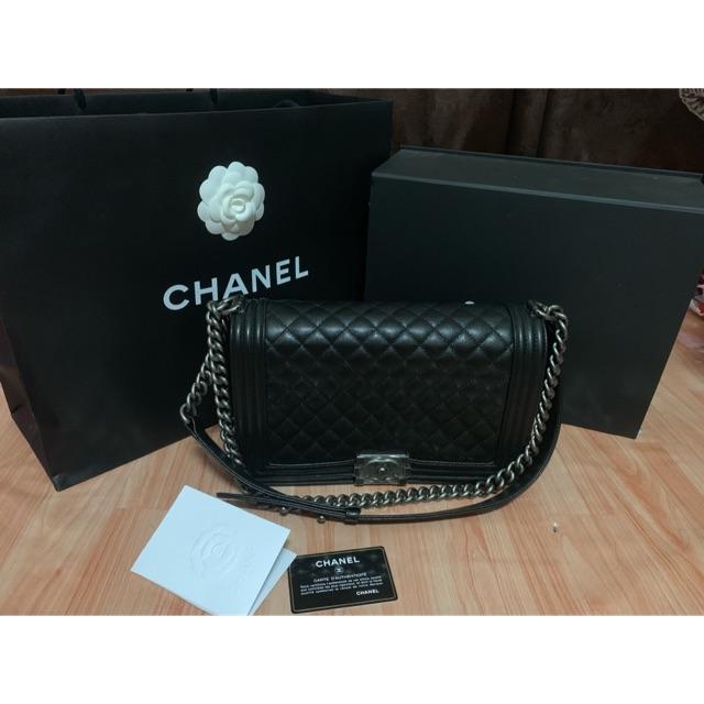 Chanel boy 10นิ้ว