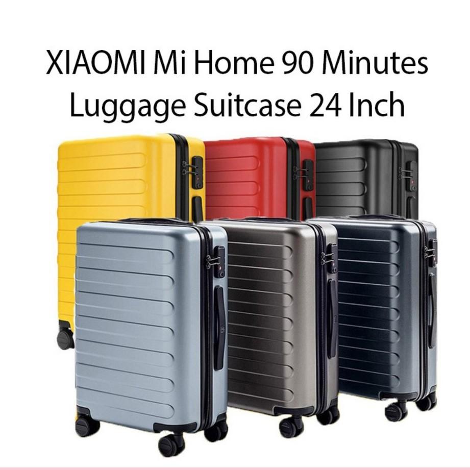 Xiaomi 3C Digital [Ix] Xiaomi Mi Home 90 นาทีกระเป๋าเดินทาง 24 นิ้ว (แนวนอน)