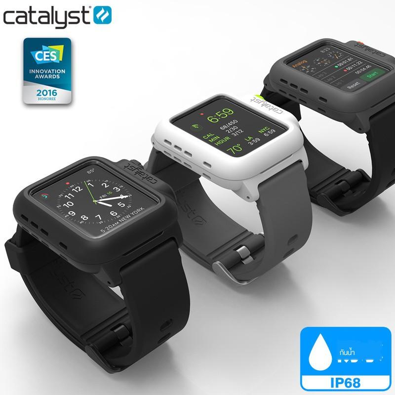 ►☎catalyst เหมาะสำหรับ apple watch case se waterproof protective sleeve iwatch6 / 2/3 generation anti-drop strap iwatch