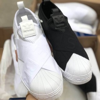 save off ceb46 99106 Adidas superstar slip on W แท้ 💯%