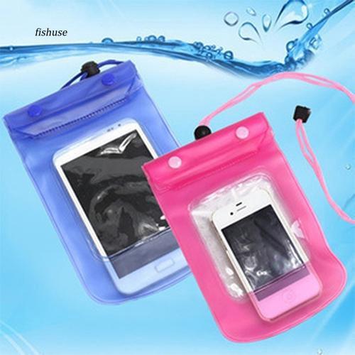 Fhue_กระเป๋ากันน้ำสำหรับสมาร์ทโฟน iPhone Samsung