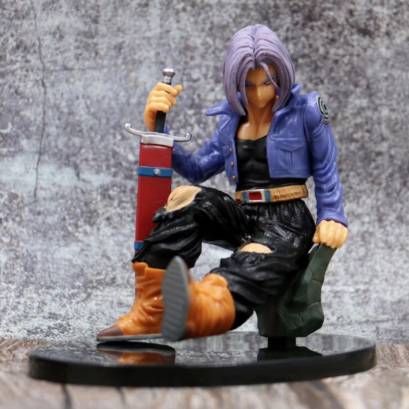 ฟิกเกอร์ Dragon Ball Z Trunks bwfc