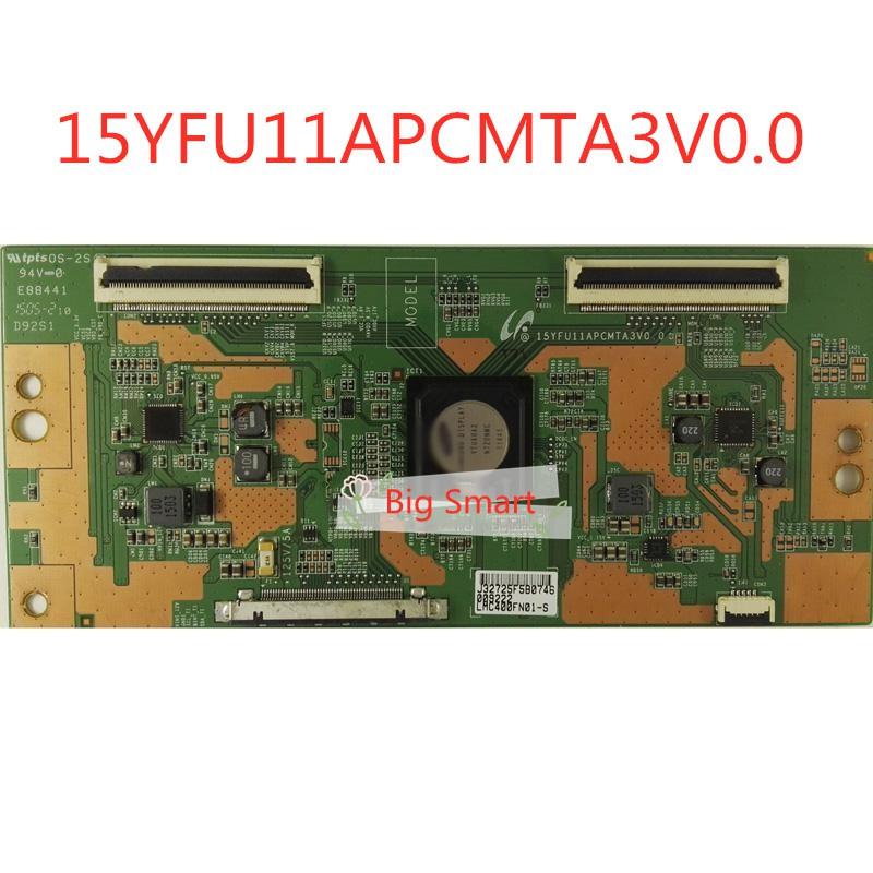 บอร์ด Tcon Board 15 Yfu11Apcmta3V0 . 0 T - Con Logic Board อุปกรณ์สําหรับครัวเรือน