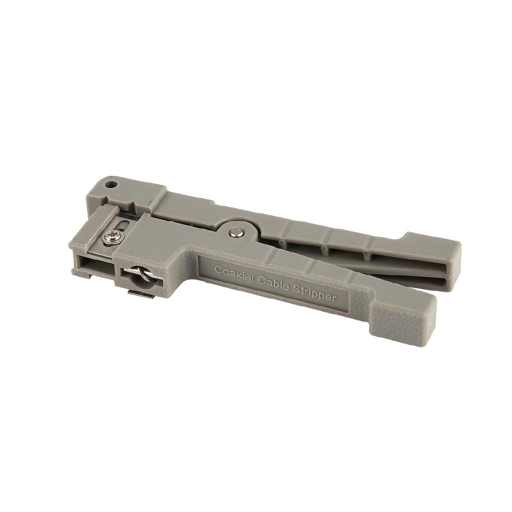 Ideal 45-162 Coaxial Cable Stripper//Fiber Optic Stripper