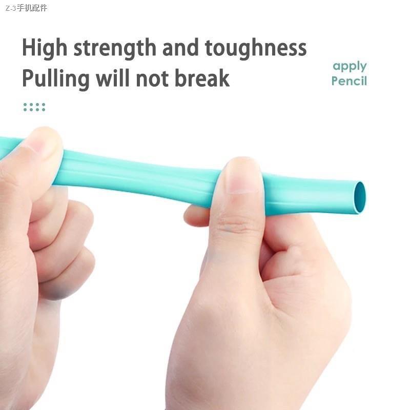 ♟❅ปลอก สำหรับPencil 1&2 Case เคส ปากกา ซิลิโคน ปลอกปากกาซิลิโคน เคสปากกาสำหรับApplePencil silicone sleeve