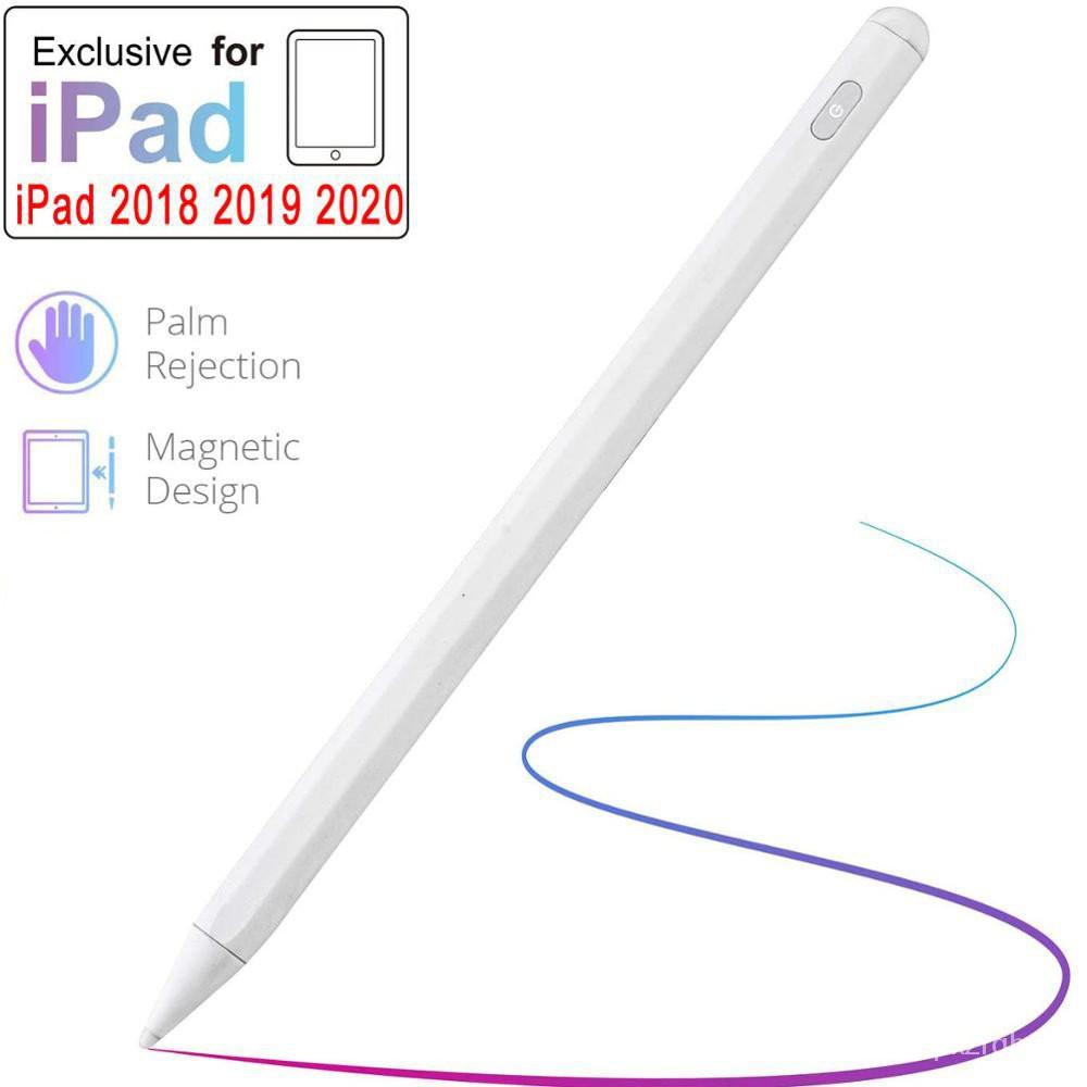 [สำหรับ ipad] ปากกาไอแพด วางมือ IOS Pencil stylus สำหรับipad gen7 gen8 สำหรับapplepencil 10.2 9.7 Air4 รับประกันสามเดือน