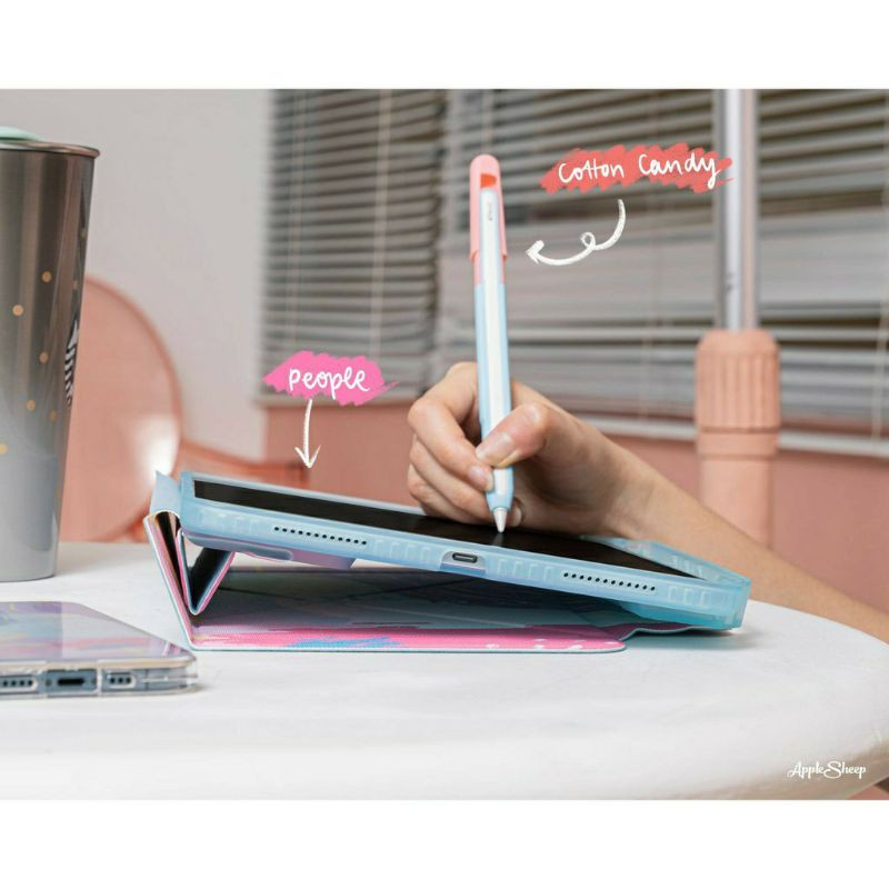 Applesheep ปลอกปากกา Apple pencil2ของApplesheep รุ่นWand สี Cotton candy