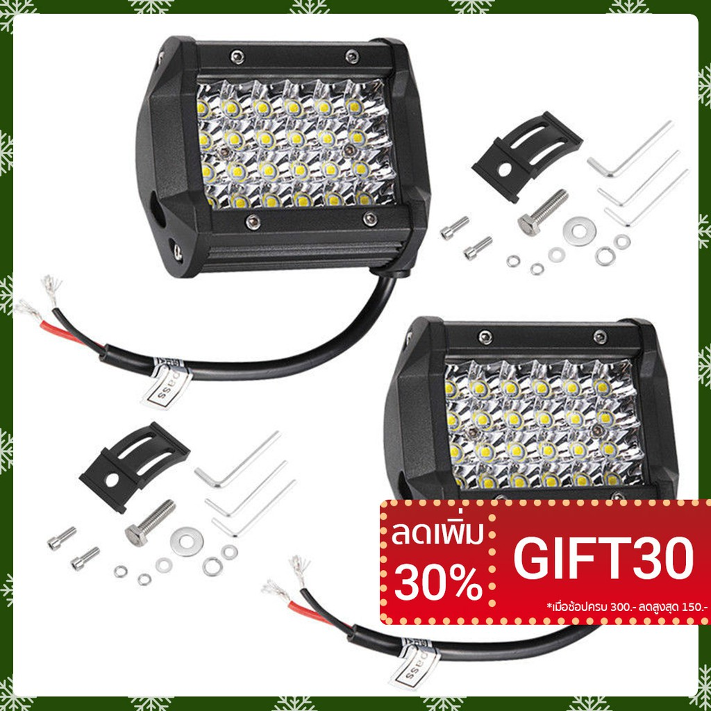 22INCH 120W CREE LED LIGHT BAR COMBO DRIVING LAMP FORD RZR BOAT TRUCK JEEP 4X4WD