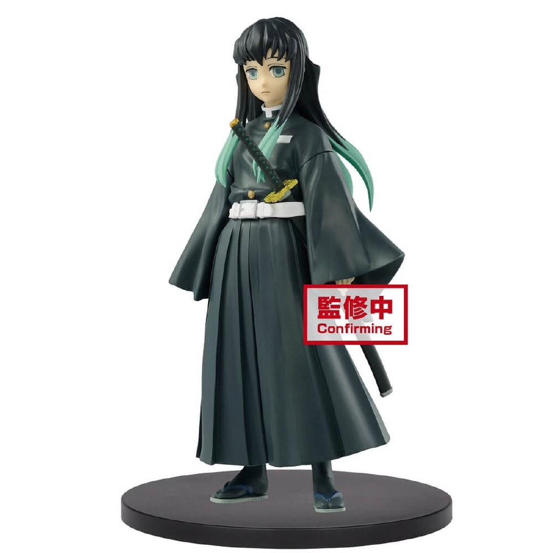 resale Original Banresto Demon Slayer: Kimetsu no Yaiba Muichiro Tokito FIGURE Toys Model Figurals Brinquedos Action Fig