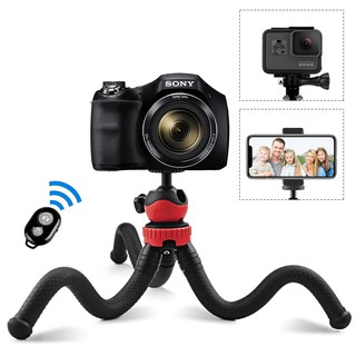 ขาตั้งกล้องขนาดเล็ก 4 in 1 สำหรับกล้อง Gopro Canon