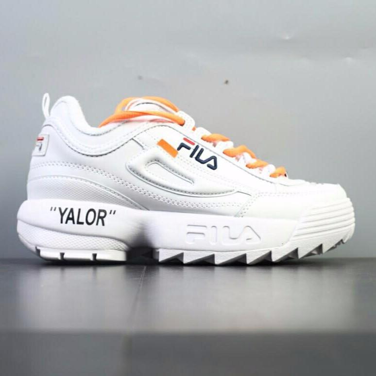 ฤดูร้อนฤดูร้อนขาย [Fila Fila] Casual Ultra Light Breathable รองเท้าวิ่ง