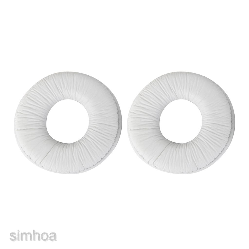 Baoblaze 10 Pieces Mini Headset Audio Microphone Sponges Cover Windshield Protector Black
