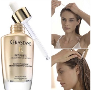 Image # 2 of Review พร้อมส่ง Kerastase Initialiste Advanced Scalp and Hair Concentrate  60 𝑴𝒍