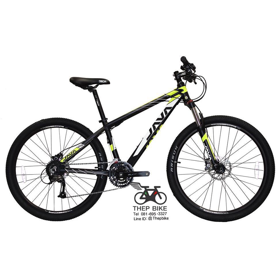 รถจักรยานเสือภูเขา Java รุ่น Moka650B - 27 Sp ล้อแบริ่ง 27.5นิ้ว