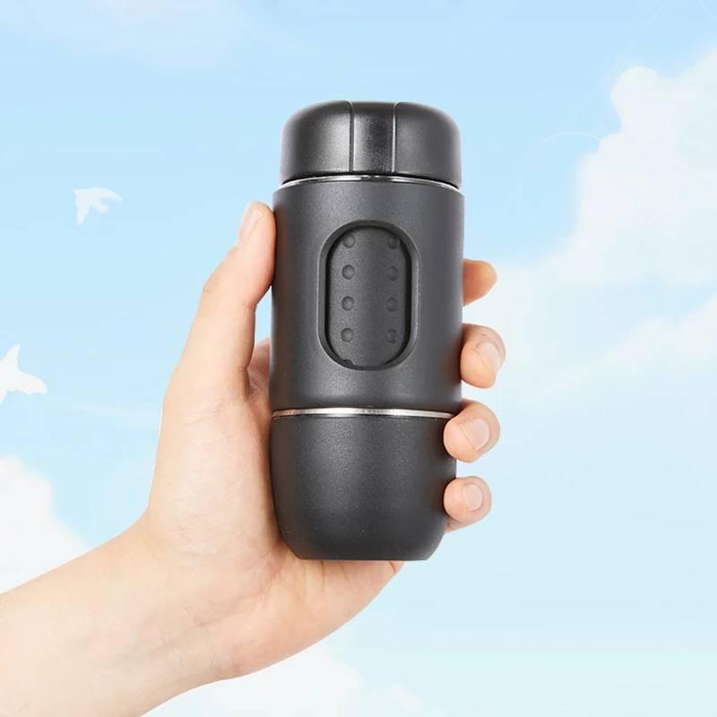 สุดคุ้ม Staresso mini เครื่องทำกาแฟสด พกพา สามารถใช้ได้ทั้งแคปซูล และผงกาแฟ เครื่องชงกาแฟ 👍👍👍สินค้าพร้อมส่ง🙏🙏🙏