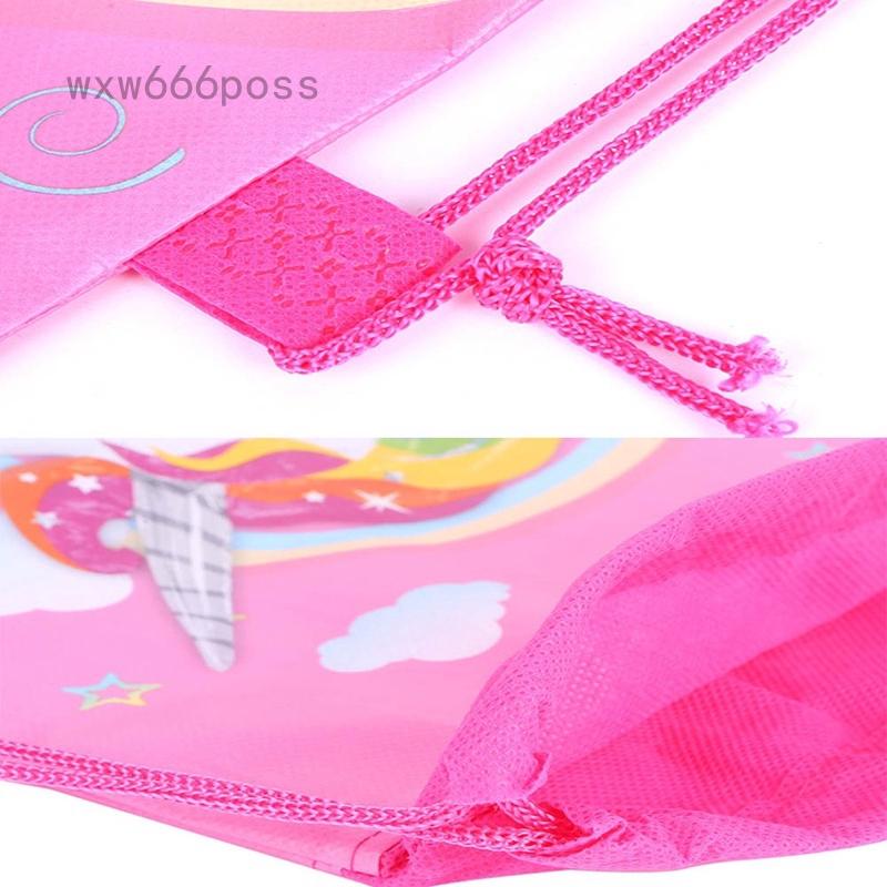 Wxw 666 Pos Jennifer ' S Secret กระเป๋าเป้สะพายหลังลายยูนิคอร์นขนาดมินิเหมาะกับการพกพาเดินทาง