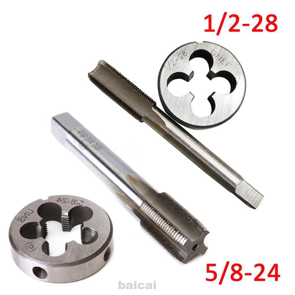 5//8-40 HSS Plug Hand Tap
