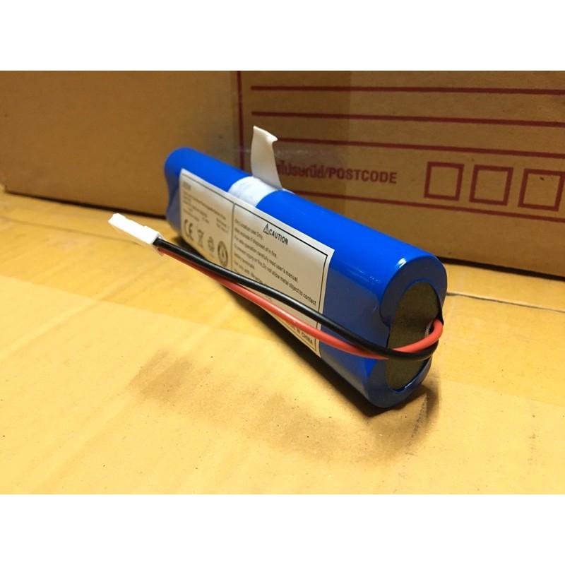 แบตเตอรี่ลิเธียมหุ่นยนต์ดูดฝุ่น 14.8 V 2600mAh nr37