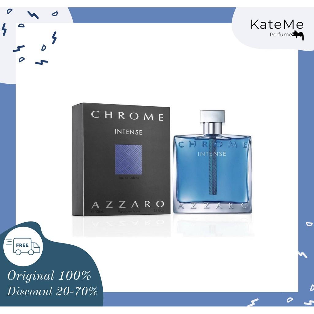 Azzaro Chrome Intense EDT 100 ml.
