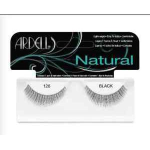 ขนตาปลอม Ardell Lash Wispies # Natural 126 Black