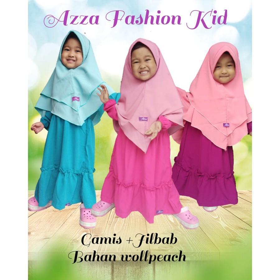 เสื้อคลุมของ AZZA PLUS HIJAB