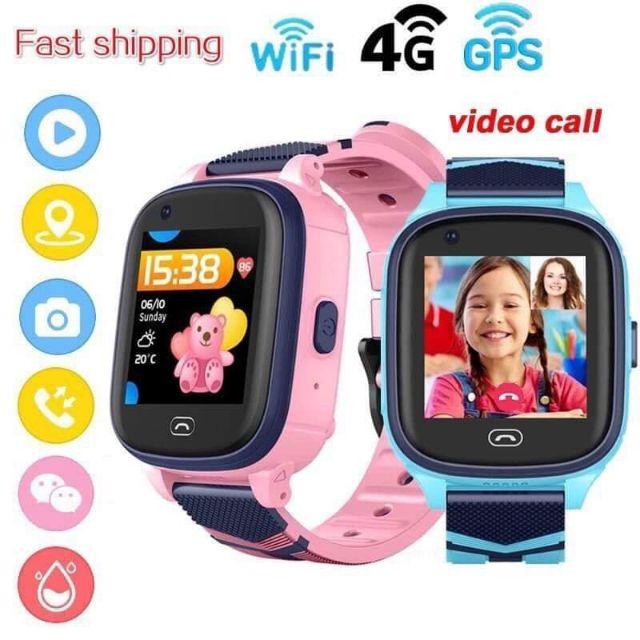 นาฬิกาเด็ก ไอโม่ รุ่น A60 รองรับ 4G VDO Call ได้ เล่น  LINE ได้  กันน้ำ รองรับภาษาไทย