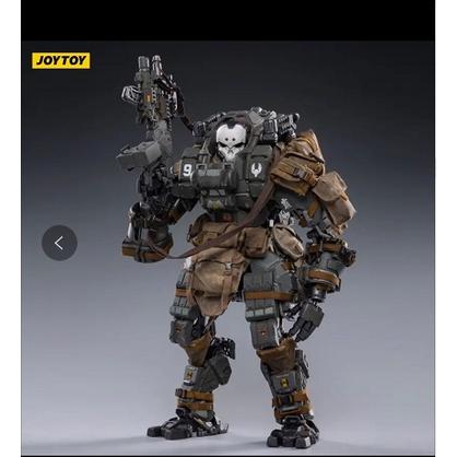 model:reSale JOYTOY 1/18 Action Robot LegionFEAR MECHA 04 Soldier Figure(2CS/Set)Model Toy resent  Limited official sale