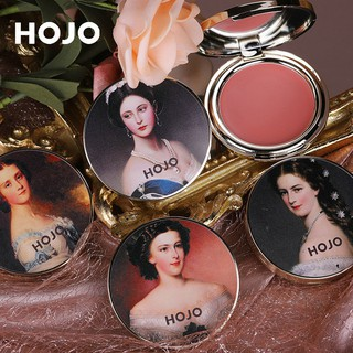 HOJO Palace Aristocratic Blush Cream Nude Makeup Girl Muscle Lasting Whitening Natural Student Cheap Soft Girl Rouge 806 #5