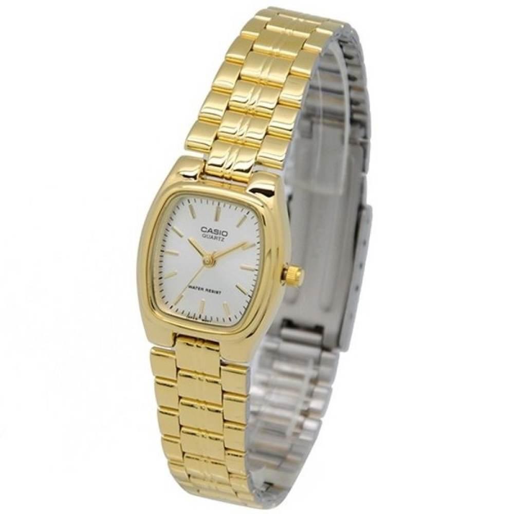 จัดส่งฟรีนาฬิกา รุ่น Casio นาฬิกาข้อมือผู้หญิง สายสแตนเลส สีทอง รุ่น LTP-1169N-7A ( Gold ) จากร้าน MIN WATCH