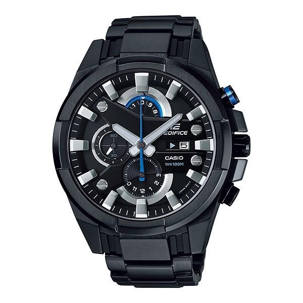Casio นาฬิกาผู้ชาย สายสแตนเลส รุ่น EFR-540BK-1A