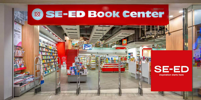 SE-ED Book Center [Scan & Pay] ส่วนลด ฿25