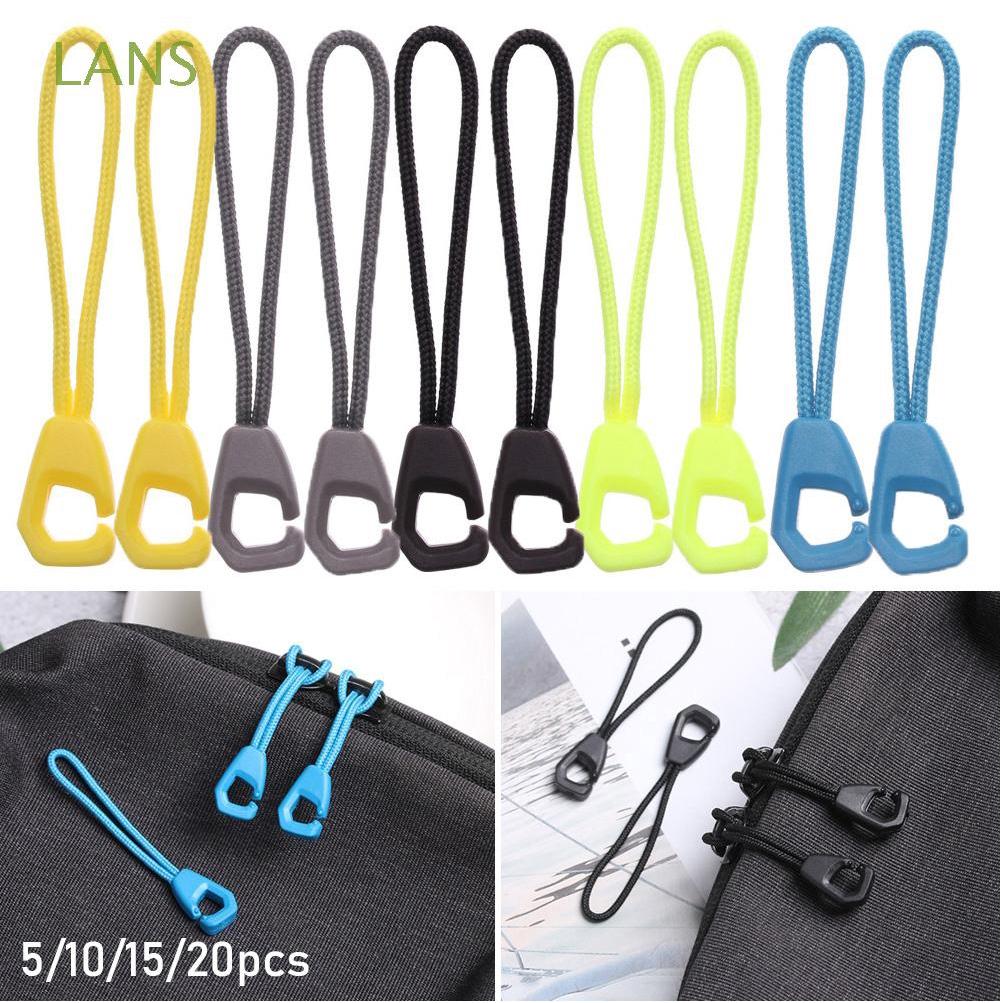 Lans 5 / 10 / 15 / 20 ชิ้น 5 Colors กระเป๋าเป้สะพายหลังกระเป๋าเดินทางมีซิป